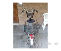 bicicletta elettrica acciaio pedalata assistita