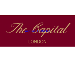 Capital hotel Need Eligible Workers For Immediate Employment