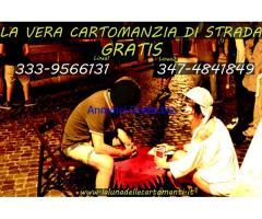 CARTOMANZIA DI STRADA GRATIS 1 SOLA DOMANDA senza limite di tempo LA LUNA DELLE CARTOMANTI