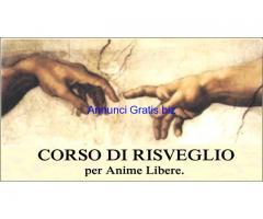 Corso di RISVEGLIO per Anime Libere - ROMA