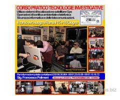 Corso Pratico di Tecniche Operative d'Intelligence a Roma il 15 e 16 Giugno 2013