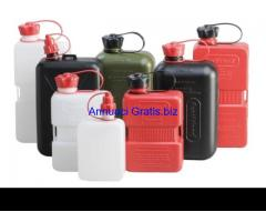 Taniche ultracompatte EMERGENZA OLIO E CARBURANTE