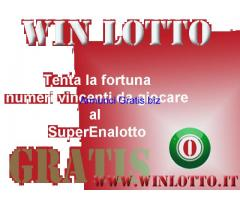 Numeri vincenti del SuperEnalotto PROVA E GRATIS – CARTOMANZIA