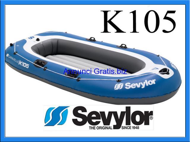 Caravella K105 blu