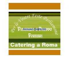 Vincenzo e Filippo Fornari catering e banqueting.