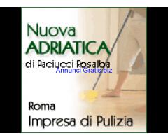 La Nuova Adriatica è un' impresa di pulizie a conduzione familiare a Roma.