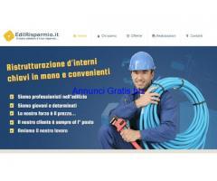 EdilRisparmio impresa edile specializzata in ristrutturazioni