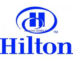 Hotel Staffs Needed At London Hilton Hotel