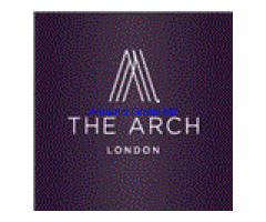 RECEPTIONIST/CASHIER NEEDED AT THE ARCH LONDON HOTEL.