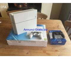 sony playstation 4 500GB + 2 controllore