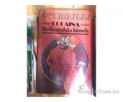 Cocaina Dolicocefala bionda-Pitigrilli