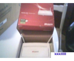 Vendo svariati modelli di modem telecom-fastweb-teletu