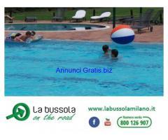 Vacanze estive per bambini e ragazzi dai 6 ai 14 anni