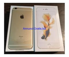 Apple iPhone 6S 16GB  unico costo 350 Euro / Samsung Galaxy S7 EDGE 32GB