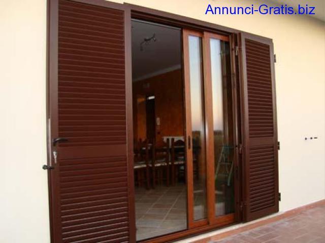 Finestre porte e porte per garage milano annunci gratis - Finestre pvc milano ...