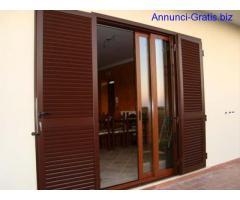 finestre,porte e porte per garage