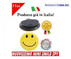 Smile spia Videocamera Spy Microcamera