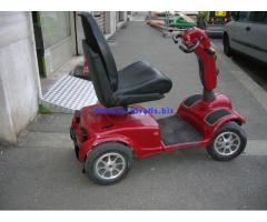 scooter 4 ruote elettrico per anziani