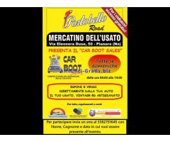 Il Mega Store Portobello Road porta a Napoli il Car Boot Market!