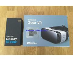 Samsung Galaxy S7 Edge with Gear VR $400(BUY 2 AND GET 1 FREE)