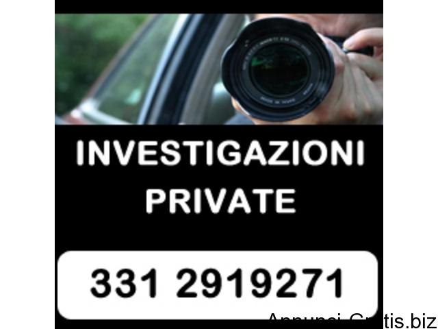 INVESTIGAZIONI PRIVATE ROMA