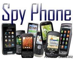 SPY PHONE - CELLULARI SPIA ANDROID - CELLULARI SPIA SMS