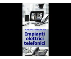 Impianti elettrici e Telefonici